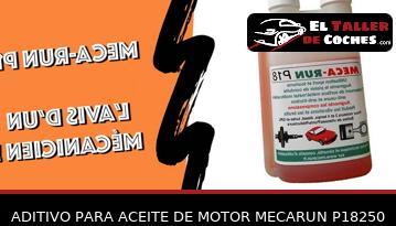 Aditivo Para Aceite De Motor Mecarun…