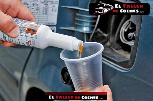 aditivo para elevar octanaje de gasolina