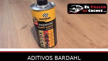 Aditivos Bardahl