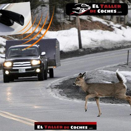ahuyentador de animales para coche funciona