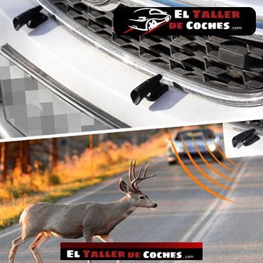 ahuyentador de animales salvajes para coche