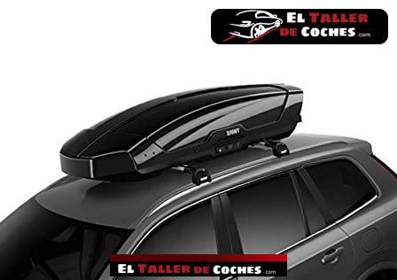 alquiler de cofres de techo para coche en madrid