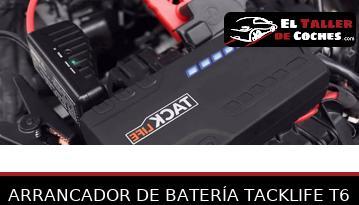 Arrancador De Batería Tacklife T6
