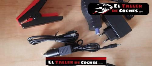 arrancador de baterias black decker