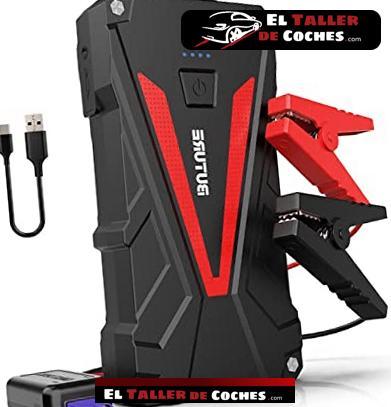 arrancador de baterias high power