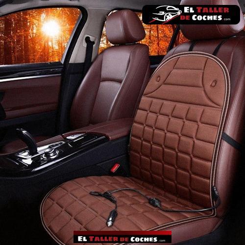 asiento calefactable coche