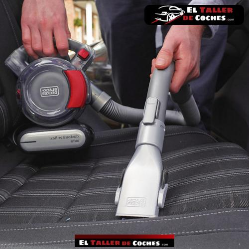 aspiradoras sin cable para coches