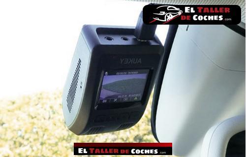 aukey dr02 d dash cam 1080p avant et arrière