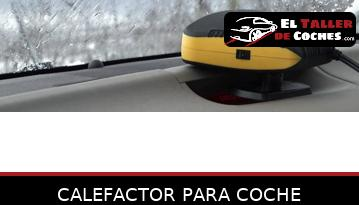 Calefactor Para Coche
