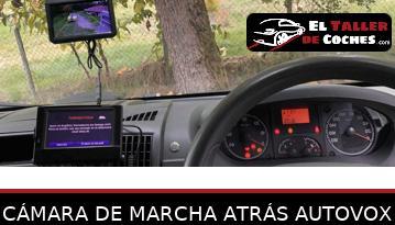 Cámara De Marcha Atrás Autovox