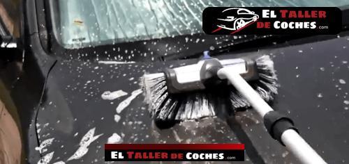 cepillo para lavar coches carrefour
