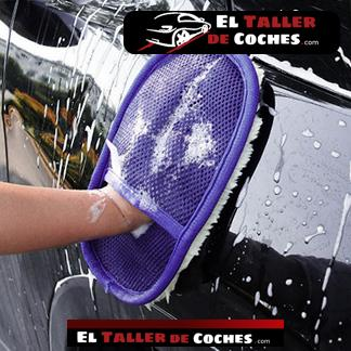 cepillo para lavar el coche