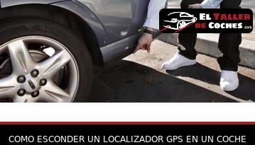 Como Esconder Un Localizador Gps En…