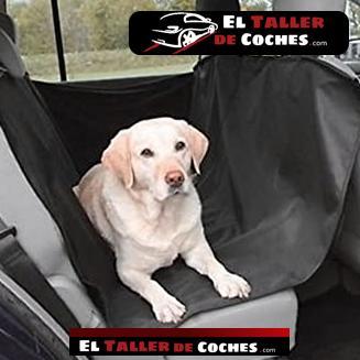 cubre asientos para perros coche