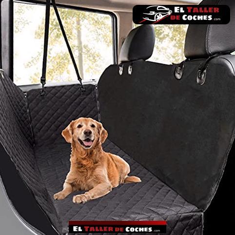 cubreasientos para perros en coche