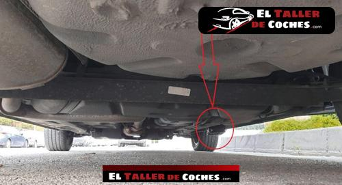 donde esconder gps en coche
