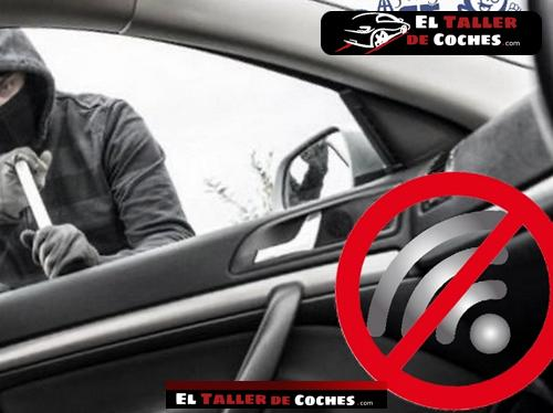 donde esconder un localizador en un coche