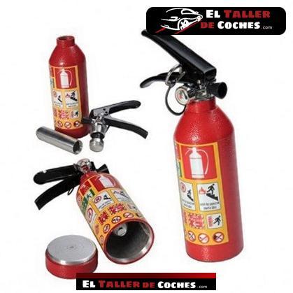 extintor para coche 2 kg
