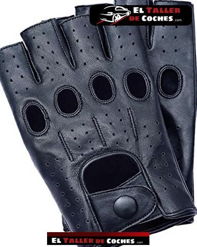 guantes para conducir moto