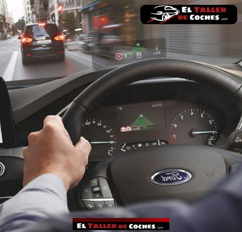 head-up display ford
