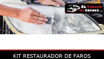 Kit Restaurador De Faros