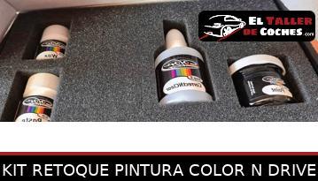 Kit Retoque Pintura Color N Drive