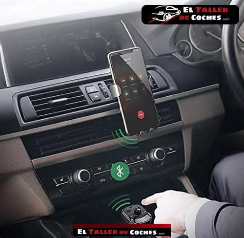 lencent transmisor fm bluetooth para coche