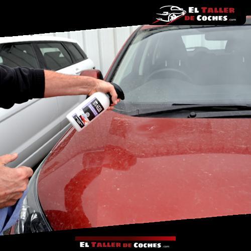 limpiador auto sin agua