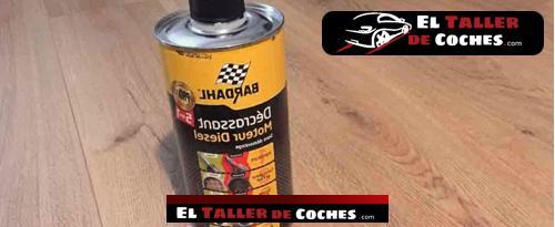 limpiador inyectores diesel bardahl