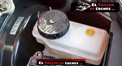 liquido de frenos de coche para bici