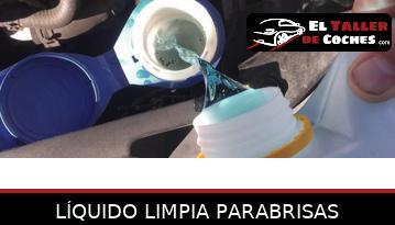 Líquido Limpia Parabrisas