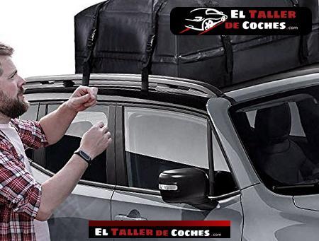 mejores cofres de techo para coche