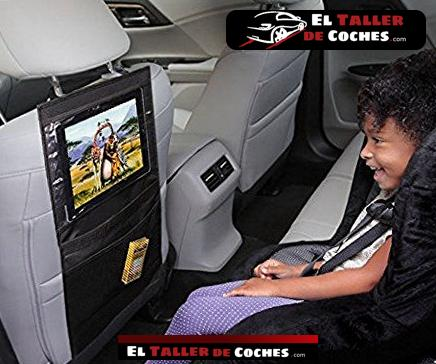 mejores soportes de tablet para coche