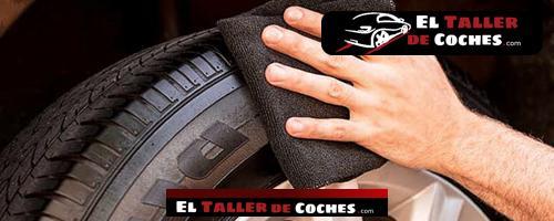 productos de mantenimiento para neumáticos