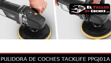Pulidora De Coches Tacklife Ppgj01a