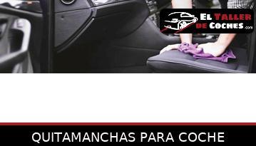 Quitamanchas Para Coche