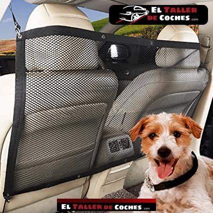 red proteccion coche para perros