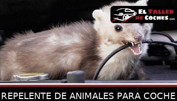Repelente De Animales Para Coche