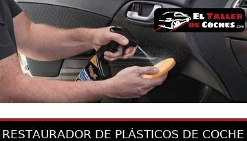 Restaurador De Plásticos De Coche