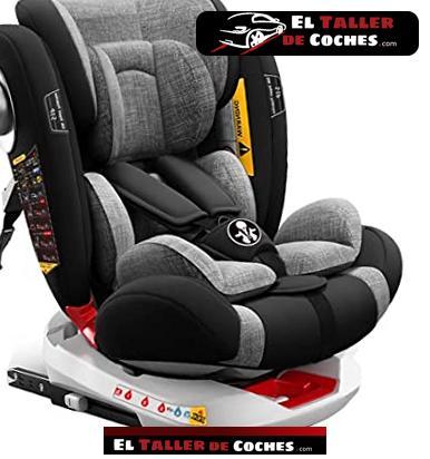 sillas de coche para bebés ocu