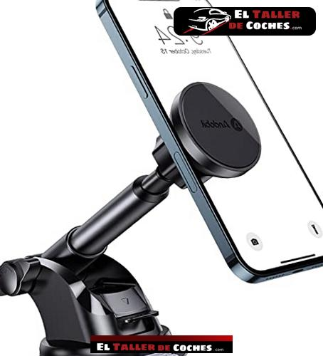 soporte magnetico para celular autozone