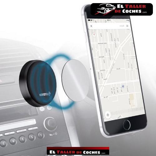 soporte magnetico para celular carro