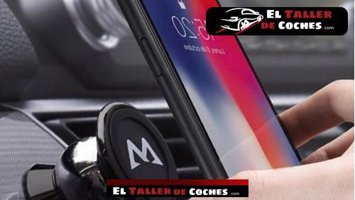 soporte magnético para móvil goodyear