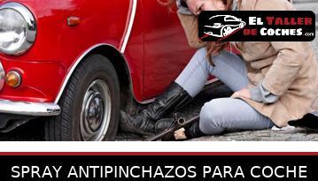 Spray Antipinchazos Para Coche