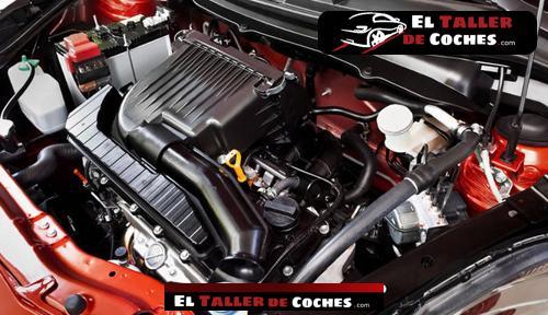 spray para limpiar motor de auto