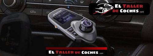 transmisor fm bluetooth 5.0 para coche